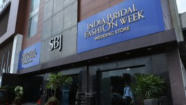 Sonam Kapoor launches first India Bridal Fashion Week Wedding Store
