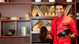 Gadre Marine ropes in Celebrity Chef