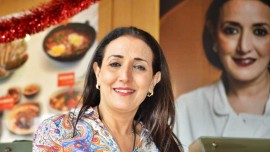 India-Israeli Chef Unfurls Abroad