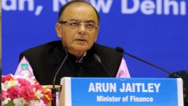 Indian Fin Min says Govt to link healthcare schemes with Jan Dhan