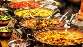 Indian food industry to grow at 11  to reach  65 4 billion by 2018