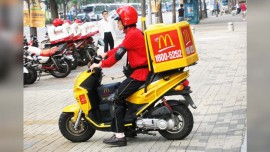 Is delivery biz the new revenue booster for McDonald s in 2016