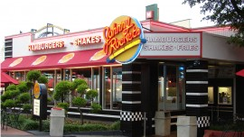 Johnny Rockets now in Delhi