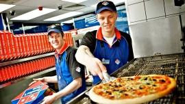 Jubilant FoodWorks gains 3.5% on expansion plans