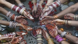 The Karva Chauth blessing for beauty biz