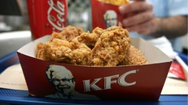 KFC launches its first artificial intelligence-enabled store in China