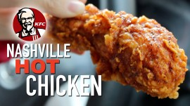 KFC introduces KFC Nashville Chicken with a fun activity in Mumbai