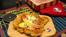KFC launches new Chizza