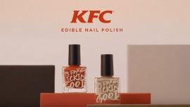 Its fingerlicious good!!! KFC enters nail polish range