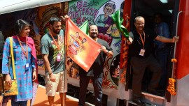 PepsiCo commemorates International Family Day, flags off Kurkure Family Express from New Delhi