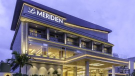 Le Méridien unveils its latest hotel in Goa, Calangute