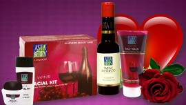 Leading Ayurvedic cosmetics brand Astaberry introduces exclusive range of wine products