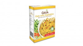 Leading health products brand Gaia launches oats with vegetable variant