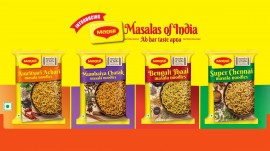 ​Nestle Maggi introduces four new regional flavours on your plate