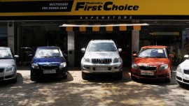Mahindra First Choice opens its 400th store