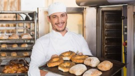 Make profits with baking biz