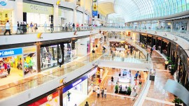 Malls: destination next for franchises