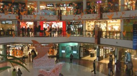 ​Indian Malls accommodate international brands over domestic retailers