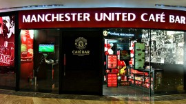 Man U Café to add 10 cafés