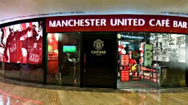 Manchester United Café Bar seeking expansion