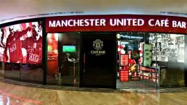 Manchester United Café Bar seeking expansion
