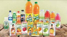 Manapasand Beverages  Parle team up to