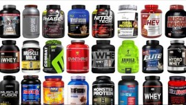 Wellness business amassing protein powder for weight gain