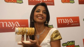 Maya Jewels shines in Bhubaneswar