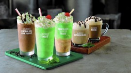​McDonald's creates re-engineered straws for Shamrock Season