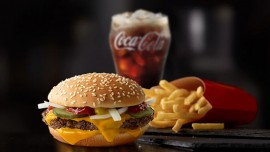 126 McDonald's outlets in north, east still open: Bakshi
