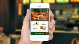McDonald's to start mobile order and payment system