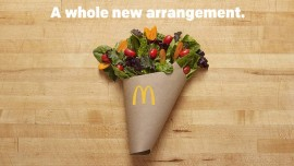 McDonald;s Introduces a New Salad Blend