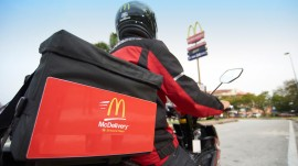 McDonald's partners with UberEATS to launch McDelivery service in Canada