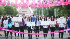 Mia and Pinkathon come together to celebrate the spirit of women from Delhi