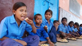 No plan to introduce packaged food in mid-day meals: Government