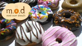 MOD's Triple Thursday offer is back, buy 3 donuts & Get 3 donuts absolutely free