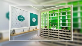 Modernised Product bars in wellness retail pulling consumers towards high-end stores & salons