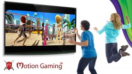 Motion Gaming seeks franchisees for Zone Red