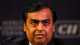 Mukesh Ambani forays into Food Biz
