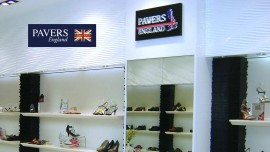 Mumbai has another Pavers England store