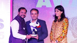 Mumbai s Truefitt   Hill barbershop wins  Debutant Salon of the Year  award