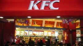 Nearly half of north zone KFC outlets reopen now