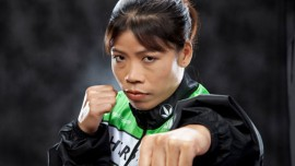 Need to break taboos related to menstrual health  Mary Kom