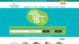 NetMeds com forays into mRetail  eases online medicine purchase