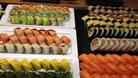 Nom Nom to host Rainbow Dimsum & Sushi festival