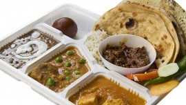 Now enjoy precooked meals in train