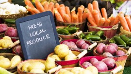 Organic food market to reach  1 36bn by 2020- Government