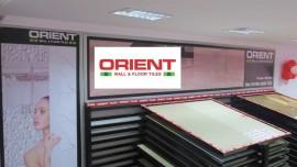 Orient Ceramics launches Europa Boutique in Raipur