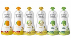 Paper Boat, Indo Nissin ties-up for distribution