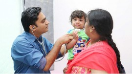 Pediatric healthcare chain AddressHealth raises about Rs10cr from Gray Matters, Unitus